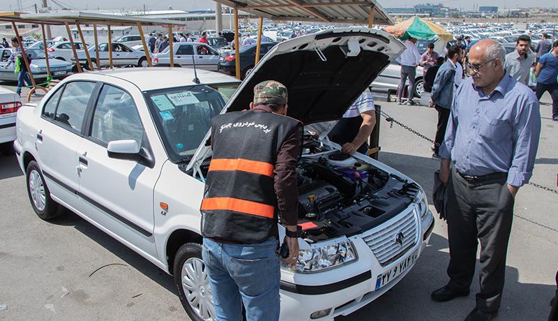 آخرین قیمتها در بازار خودرو داخلی / سمند ۵ میلیون تومان ارزان شد