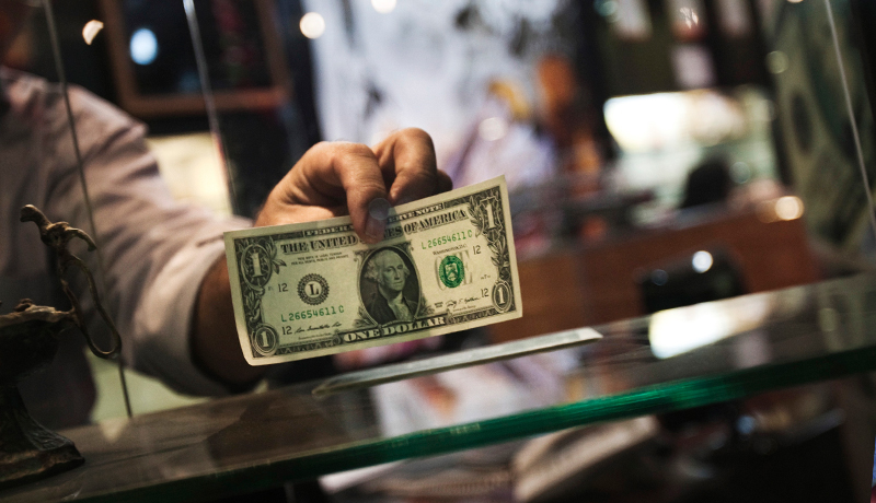 قیمت دلار از 11 هزار تومان کمتر نخواهد شد