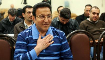 حسین هدایتی به ۲۰ سال حبس محکوم شد