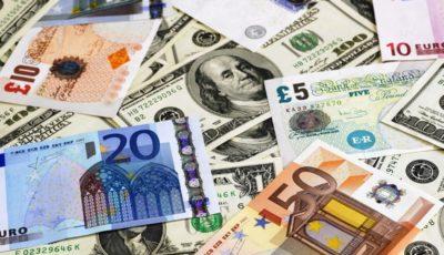 یورو و لیر ارزان شدند