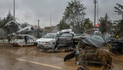چگونگی پرداخت خسارت به خودروهای آسیبدیده از سیل