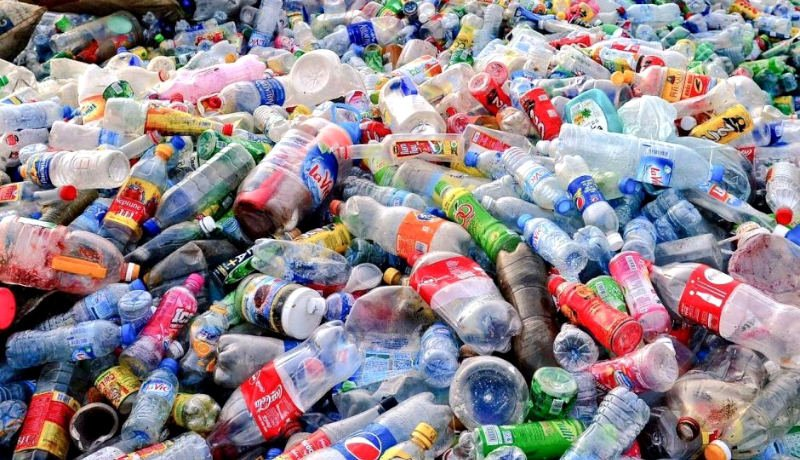 جمعآوری زباله چین