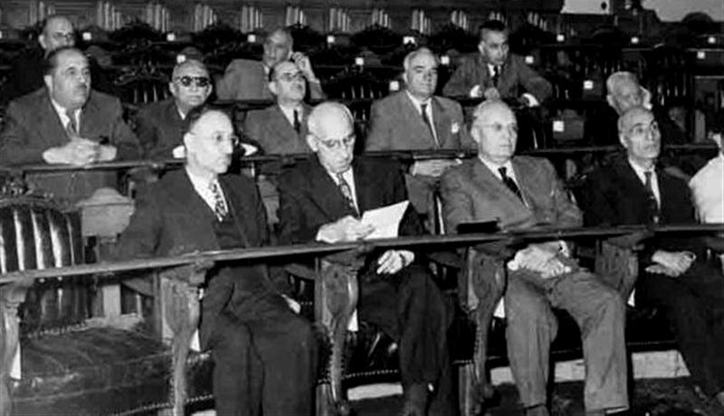دکتر مصدق در مجلس شورای ملی
