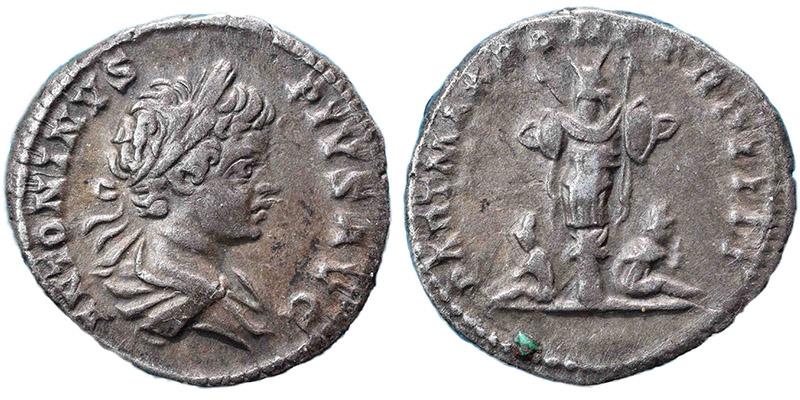 سکه دیناریوس رومی