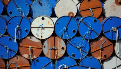 قیمت نفت آمریکا از ۶۰ دلار فراتر رفت / خیز برنت برای ۷۰ دلاری شدن