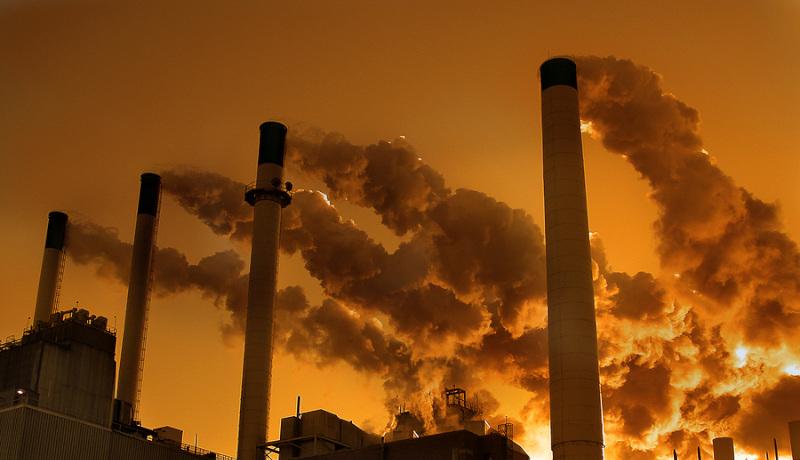 نیروگاه زغالسنگ چین