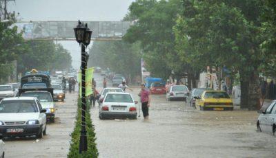 هشدار سازمان هواشناسی برای وقوع سیلاب