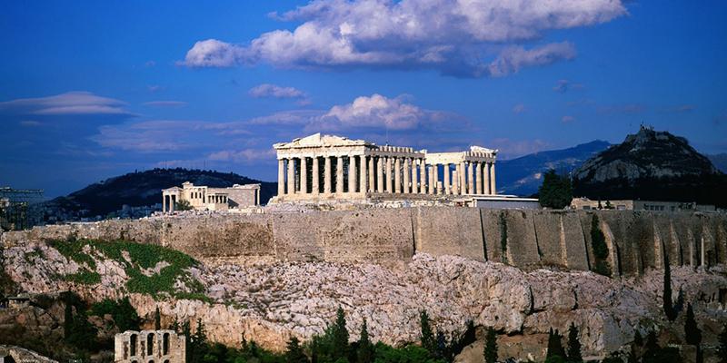 میراث فرهنگی یونان