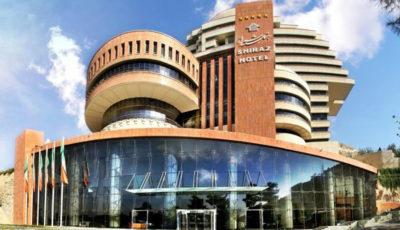 معرفی 5 هتل معروف شیراز