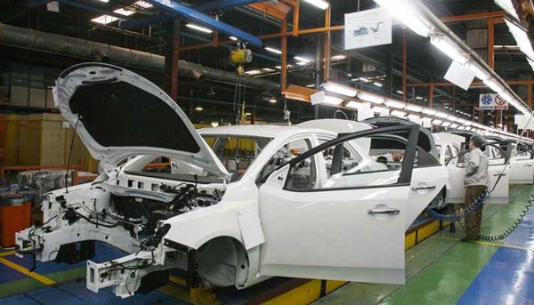 تولید خودروهای مونتاژی از سر گرفته شد