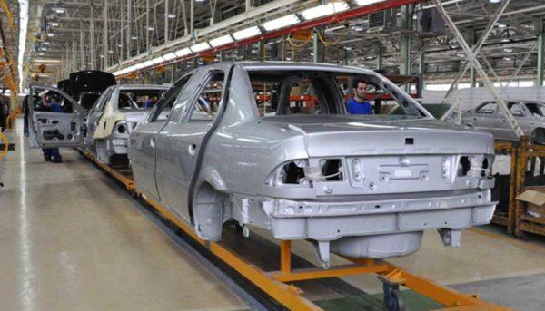 برنامههای وزارت صنعت برای خودروسازی
