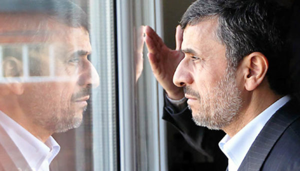 خروج احمدینژاد از لیست کاندیداهای ۱۴۰۰