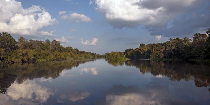 رود میسیسیپی در آمریکا