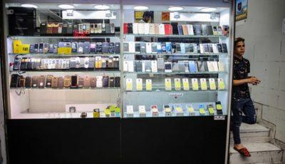 برندهای موبایل از ایران میروند!