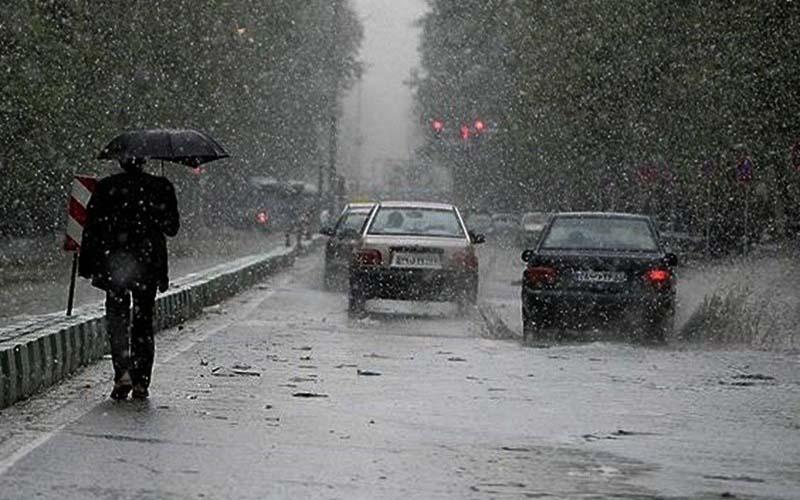 هشدار بارندگی شدید در 11 استان