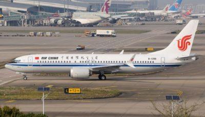 توقف پرواز هواپیماهای بوئینگ ۷۳۷ در چین