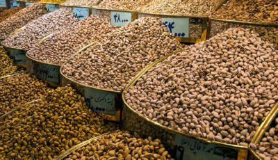 کاهش 60 درصدی قیمت پسته / قیمت آجیل در شب یلدا ثابت میماند