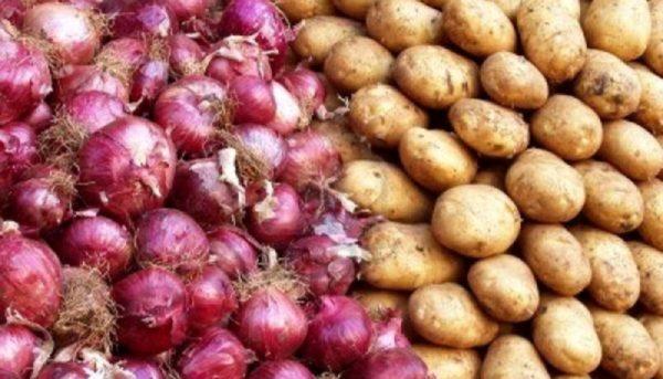 قیمت سیبزمینی و پیاز در روزهای آینده کاهش مییابد