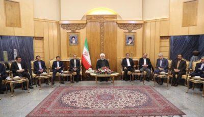 مبادلات اقتصادی ایران و عراق باید به ۲۰ میلیارد دلار برسد