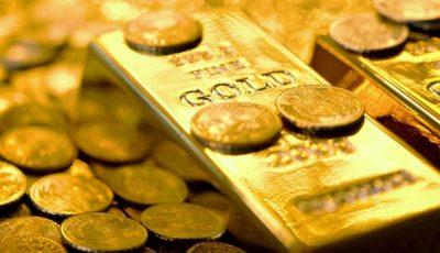افزایش ۱.۵ دلاری قیمت طلا / هر اونس ۱۲۹۳.۵ دلار