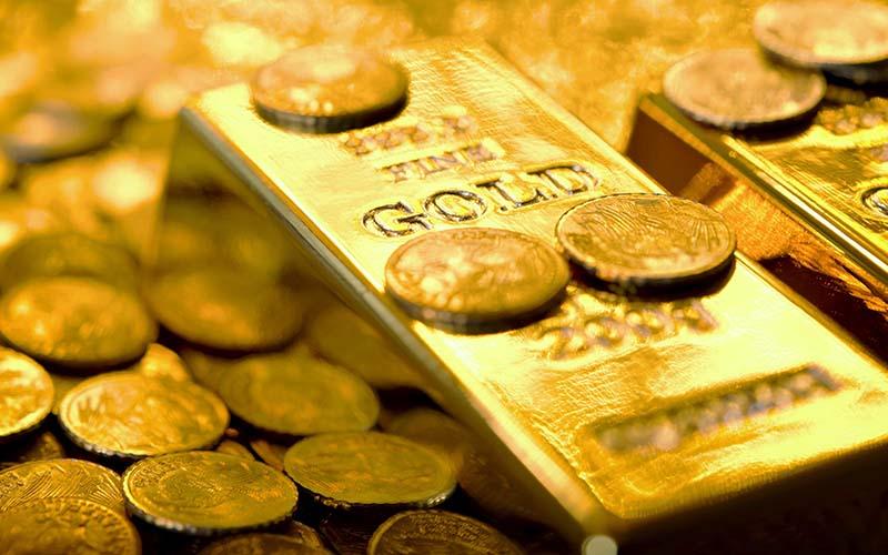 طلا بر قله ۷ هفتهای خود
