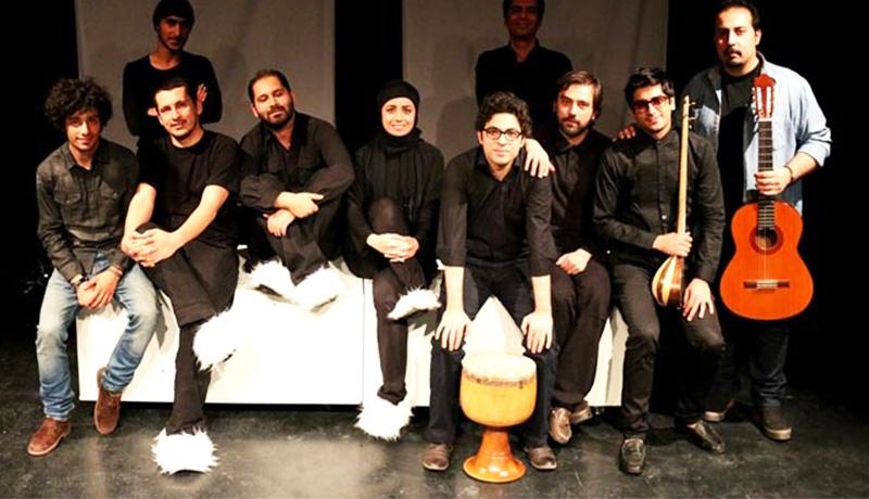 نمایش تئاتر اقتصاد