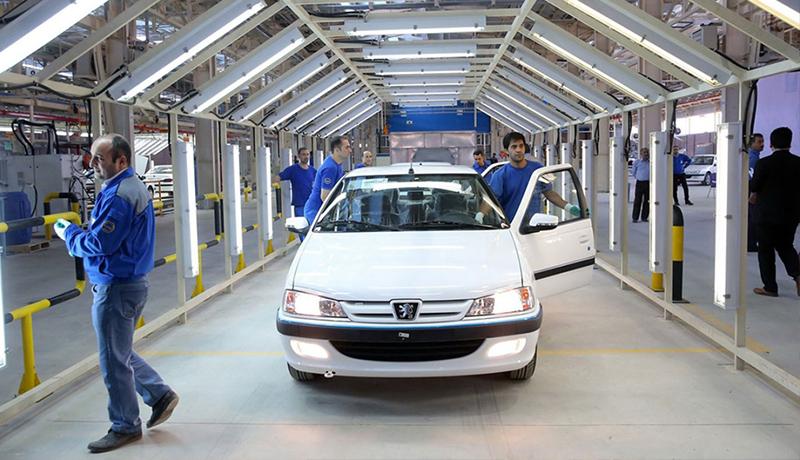 افزایش دستمزد ایران خودرو