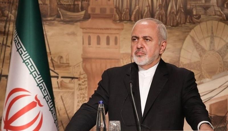 ظریف: ایرانیها هرگز اجازه نمیدهند دیگران درباره سرنوشتشان تصمیم بگیرند