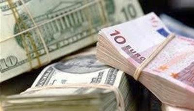 نرخ یورو، دینار و ۲۳ ارز دیگر افزایش یافت