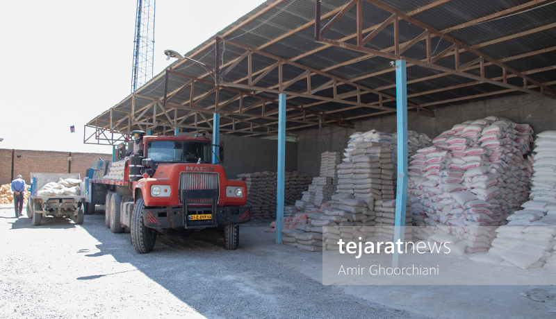 بازار مصالح ساختمانی تهران به روایت یک گزارش تصویری - 1