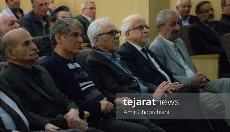 مراسم ختم زنده یاد شاهرخ ظهیری (گزارش تصویری) - 15