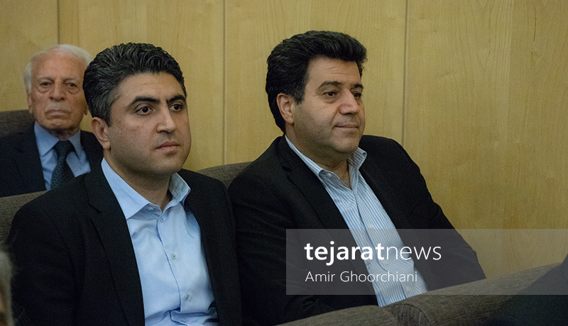 مراسم ختم زنده یاد شاهرخ ظهیری (گزارش تصویری) - 16