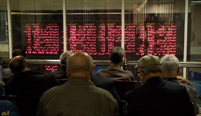 اتفاق نادر در بازار سرمایه / بازدهی ۲ درصدی شاخص کل بورس در ۲ ساعت