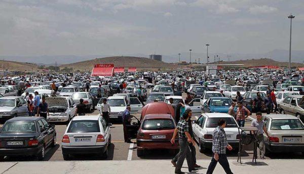 گزارش میدانی از بازار خودرو