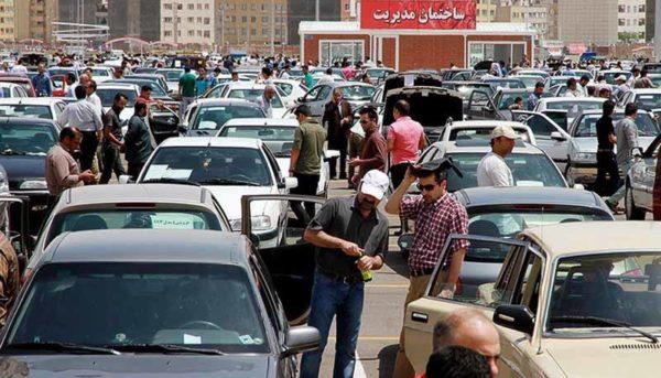 خودروها در بازار امروز چند قیمت خوردند؟