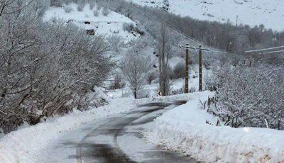 بارش برف و باران از فردا در کشور