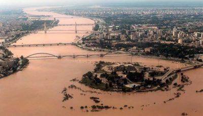 برآورد اولیه خسارات سیل بیش از ۱۱ هزار میلیارد تومان بوده است