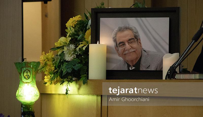 مراسم ختم زنده یاد شاهرخ ظهیری (گزارش تصویری) - 19