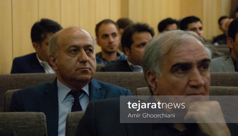 مراسم ختم زنده یاد شاهرخ ظهیری (گزارش تصویری) - 20