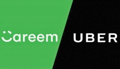 توافق ۳٫۱ میلیارد دلاری اوبر برای خرید تاکسی اینترنتی کریم