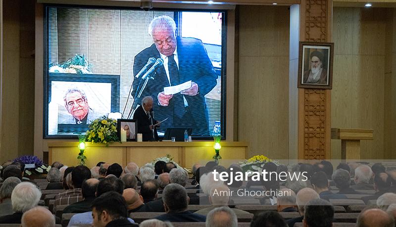 مراسم ختم زنده یاد شاهرخ ظهیری (گزارش تصویری) - 7