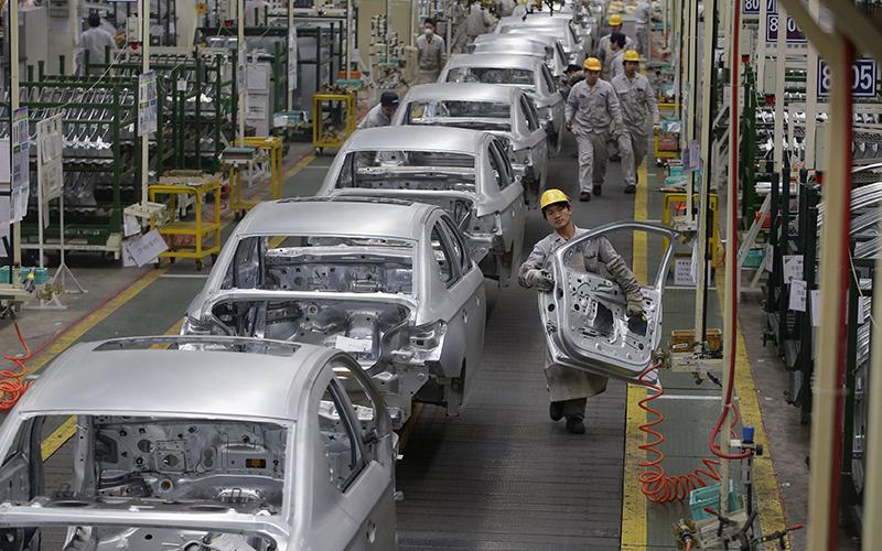 افزایش سرمایه ۴۵۰ درصدی یک خودروساز