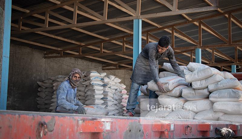 بازار مصالح ساختمانی تهران به روایت یک گزارش تصویری - 4
