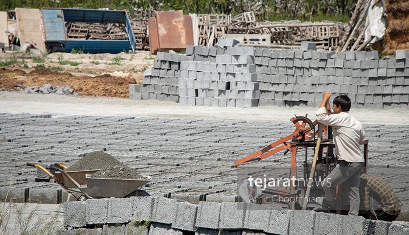 بازار مصالح ساختمانی تهران به روایت یک گزارش تصویری - 5
