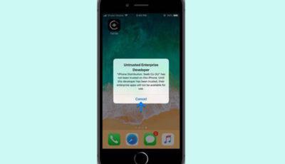 راهحل تپسی برای نجات کاربران iOS از دردسرهای اپل