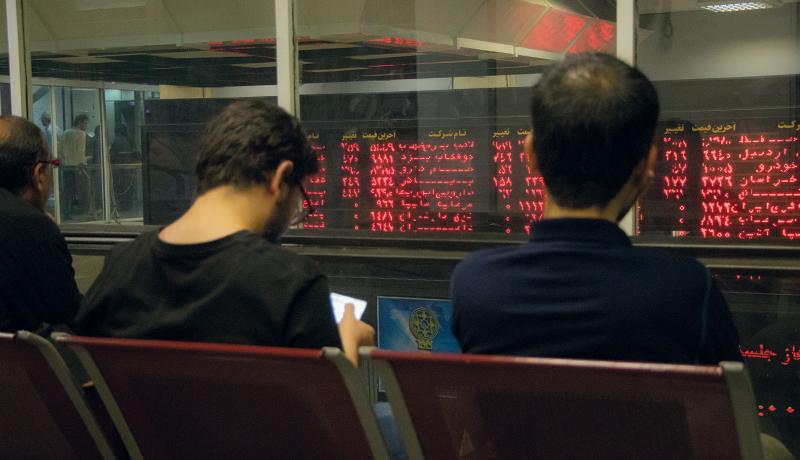 بازدهی ۳ درصدی بورس در آخرین هفته فروردین