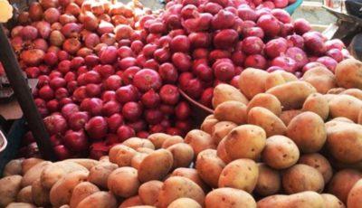 تغییرات عجیب یک ماهه قیمتها / گرانی ۱۳ درصدی سیبزمینی و ارزانی ۴۰ درصدی پیاز