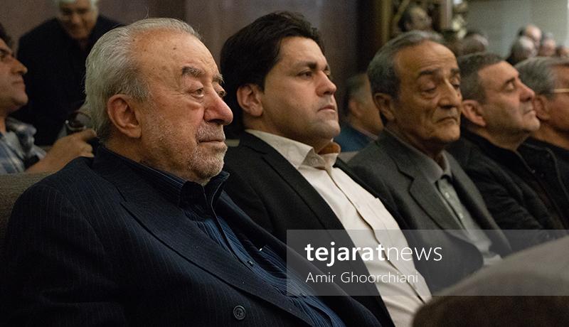 مراسم ختم زنده یاد شاهرخ ظهیری (گزارش تصویری) - 8