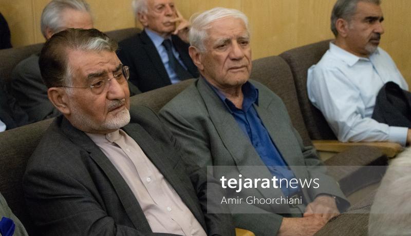 مراسم ختم زنده یاد شاهرخ ظهیری (گزارش تصویری) - 9