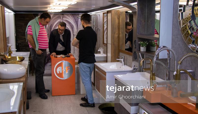 بازار مصالح ساختمانی تهران به روایت یک گزارش تصویری - 8